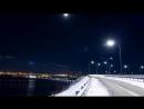 Мурманск Зимние огни HD