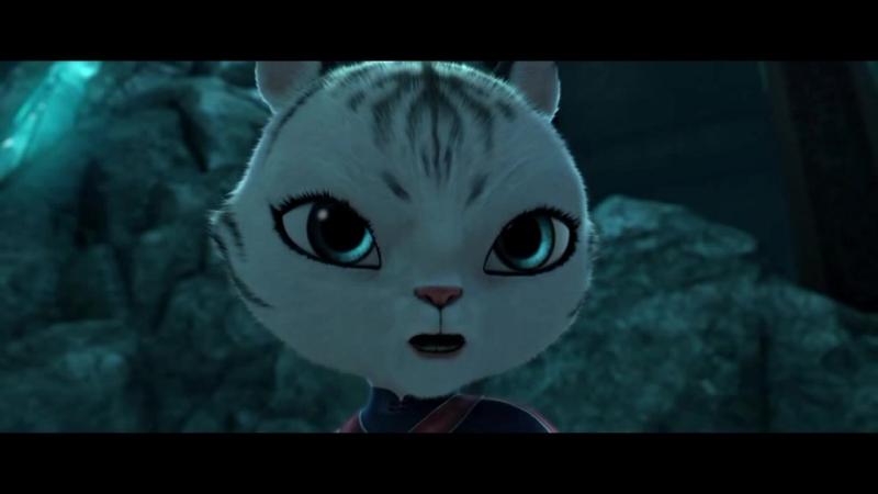 Кунг фу Кролик Повелитель огня Tu Xia Chuan Qi:Qing Li Chuan Shuo 2015 WEB DLRip iTunes