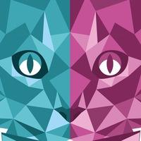 """Логотип """"Кот & Кошка"""""""