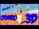 Cat Mario 3D - Прохождение 1/4
