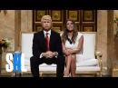 Donald and Melania Trump Cold Open - SNL
