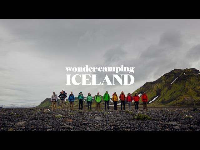 Wondercamping ICELAND