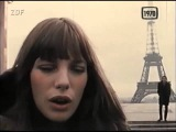 Serge Gainsbourg et Jane Birkin Je t aime moi non plus 1970) Eiffelturm