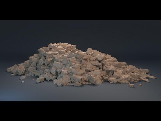Rock Pile Tutorial