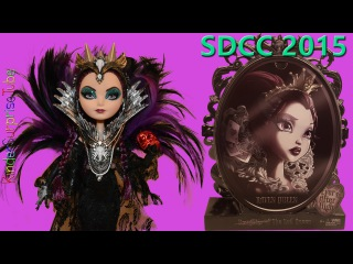 Ever After High Comic Con 2015 Рейвен Квин