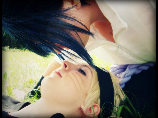 SasuNaru CMV You and me YAOI
