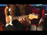Nick Johnston- Seymour Duncan, Antiquity Texas Hot Demo