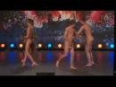 Прикольный танец голых парней на Минуте славы....