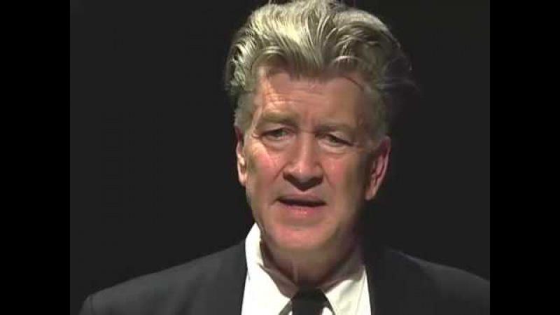 David Lynch on Consciousness, Creativity and the Brain (Transcendental Meditation)
