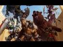 Heroes of the Storm - BlizzCon 2015 – обзор арены RU