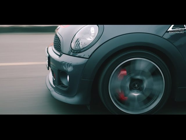 Тест-драйв MINI John Cooper Works GP