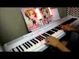 【ラブライブ!】穂乃果の誕生日なので「ススメ→トゥモロウ」弾いて&#1