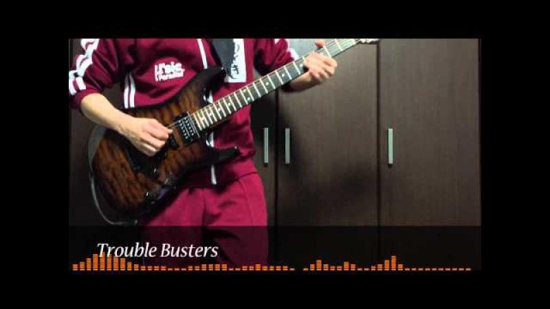 【ラブライブ!】 Trouble Busters ギターで弾いてみた 【BiBi】