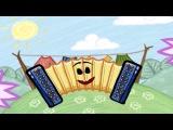 Музыкальные мультфильмы Весёлые Нотки, мультики про ноты
