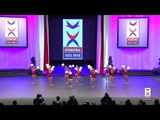 Team Japan [Team Cheer Freestyle Pom] - 2015 ICU World Cheerleading Championships