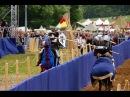 Конный Рыцарский Турнир - все бои, битва на копьях, Коломенское