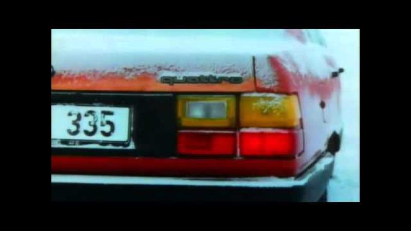 Audi quattro®: Original Ski Jump Commercial