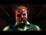 METAL GEAR SOLID V THE PHANTOM PAIN Trailer E3 2015
