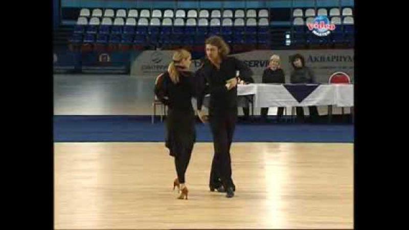 Семинары по латине конгресс по бальным танцам Россия часть 2