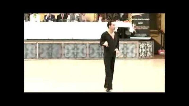 Конгресс Блэкпул часть 1 обучающее видео по бальным танцам латина