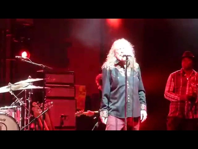 Robert Plant - Rock and Roll - Cannock Chase - 11715