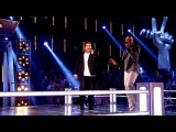 The Voice UK 2013 Jamie Bruce Vs LB Robinson - Battle Rounds 1 - BBC One