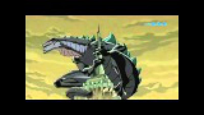 Годзилла Godzilla The Series Заставка Заставки Intro Intros Opening Openings