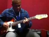 Kirk Fletcher's Blues Comping Tips Guitar Player Magazine