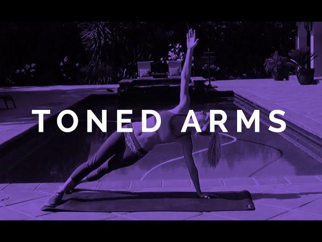 Тонус рук с Ребеккой Луиз. Toned Arms | Rebecca Louise