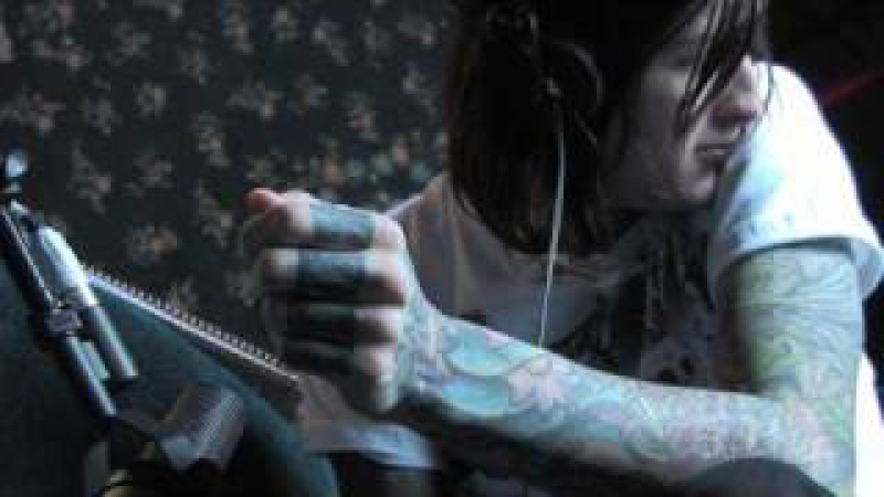 Suicide Silence NO TIME TO BLEED Studio Update 4