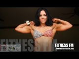Фитнес-позирование. Фитнес-бикини. Мотивация. Fitness posing. Fitness girl.(www.fitnessfm.net)