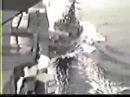 1988 Советский корабль совершает навал на Йорктаун США в Чёрном море