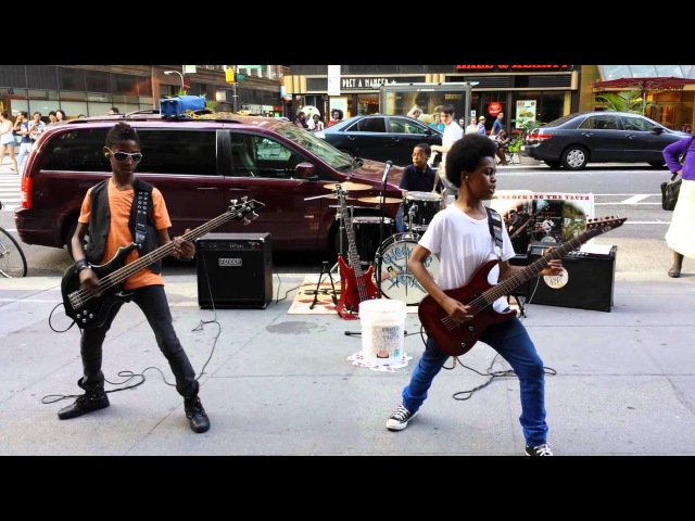 Unlocking The Truth last performance in Times SQ 6 23 13