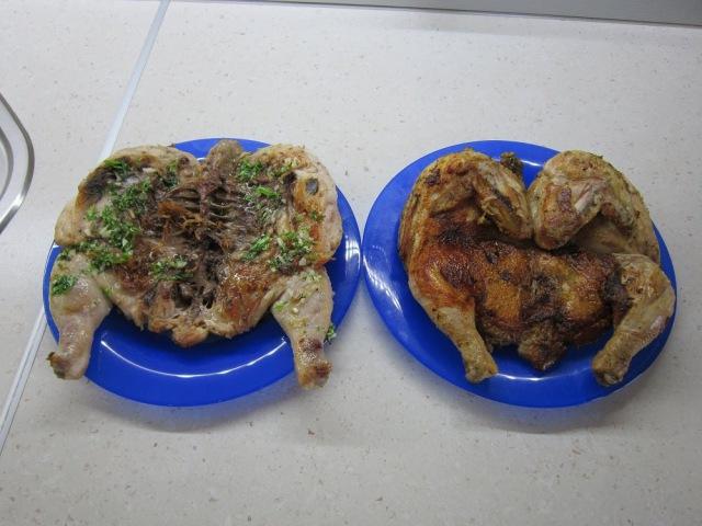 Цыпленок Табака Тапака Два рецепта приготовления Выбираем какой вкуснее Chicken Tabaka