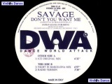 Don't You Want Me (Ice Original Mix)-Savage-