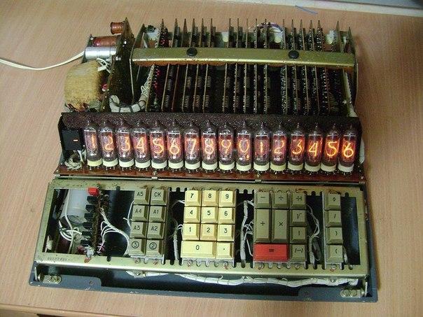 Настольный калькулятор