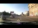 ДТП на пересечении улицы Гоголя и Красного проспекта