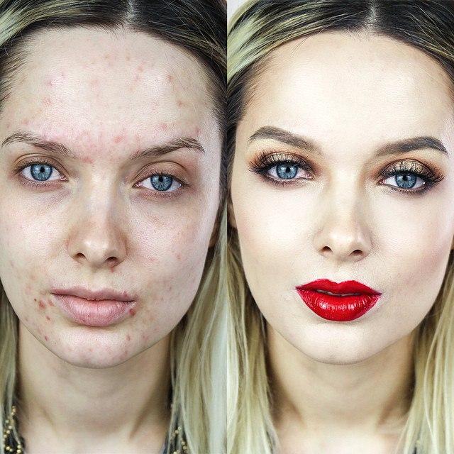 Как сделать макияж для девушки 998