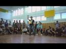 Dubstep Dance Show - Dragon 2012-Song- Muse Feeling Good (dubstep remix)