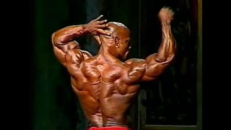 Shawn Ray Mr.Olympia 1999 [Arranged] [HQ,HF]