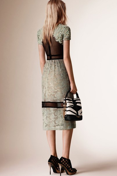 Burberry Prorsum. Resort 2016. (1 фото) - картинка