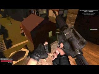 Андрюха спецназовец. Отрывок из Dread Solo 11.06.2014 [#4] [Garrys Mod] Faker, Merving, Жора