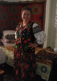 Оксана Мальченко