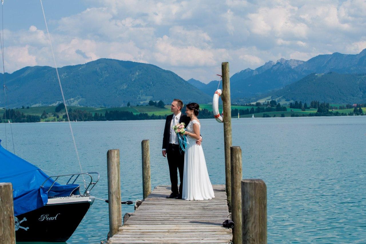 Свадьба в Германии, видеосъемка свадьбы, видеограф, видеооператор на свадьбу