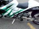 "SUZUKI HAYABUSA ""DOUBLE TROUBLE"" BIKE 1, BUILT BY BREAK LITE MOTORSPORTS SEE DESCRIPTION FOR DETAILS"