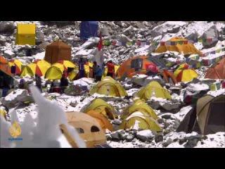 Herbert Hellmuth aljazeera 2013 Everest summit 101 East 60th Anniversary
