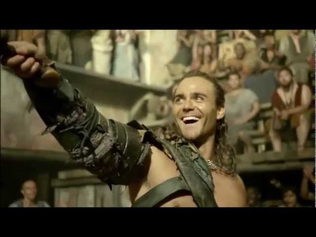 Gannicus Tribute - Cant be touched
