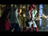 Pussy Riot в Храме Богородица, Путина прогони!
