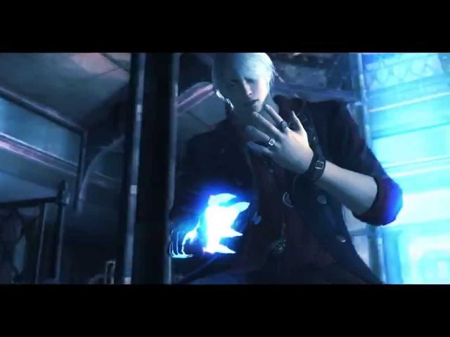 Devil May Cry - Bring Me To Life (Game Music Video/2013)