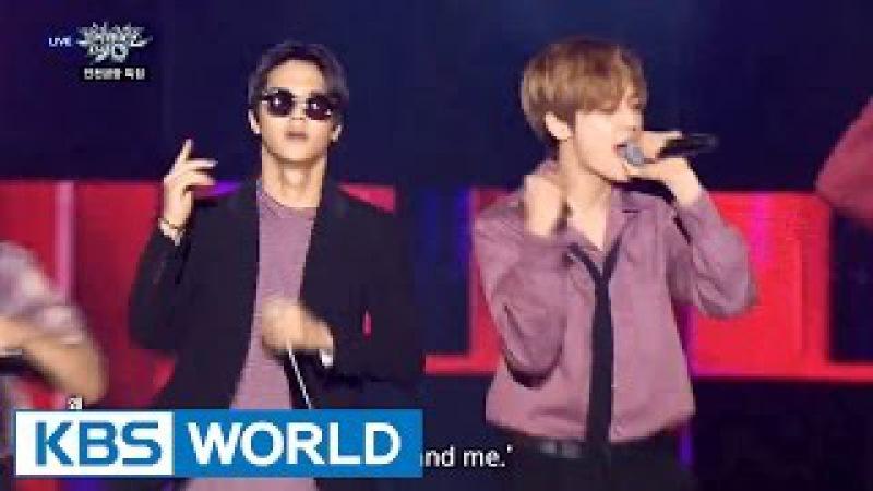 TEEN TOP - ah-ah Rocking | 틴탑 - 아침부터 아침까지 장난 아냐 [Music Bank HOT Stage 2015.10.16]